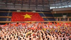 Đà Nẵng hào hứng cổ vũ Nguyễn Hữu Quang Nhật thi chung kết Olympia