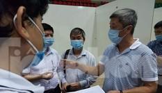 Phó Trưởng khoa cấp cứu BV Bạch Mai phụ trách chuyên môn BV dã chiến Tiên Sơn