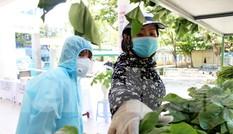 'Siêu thị di động' đến tận nhà giúp người dân khó khăn ở Đà Nẵng