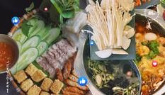 Hẹn hò Sài Gòn: Ăn thả cửa cùng mẹt bún đậu tá lả và buffet lẩu ngon mê man