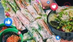 """Menu ăn vặt """"ba chấm là ngất ngây"""" của teen Sài Gòn: Bò bía 1,5K, súp """"gói cả thế giới"""""""