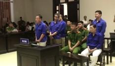 Trùm bảo kê chợ Long Biên Hưng 'kính' và đồng phạm lĩnh tổng cộng 210 tháng tù