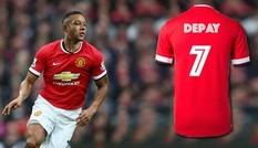 BẢN TIN Thể thao sáng: Depay mang áo số 7 ở M.U