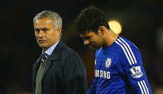 """Mourinho dùng Diego Costa làm """"vật tế thần"""""""