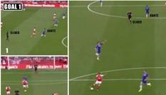'Bom tấn' Chelsea chạy chậm hơn cả trọng tài