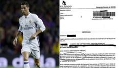 Ronaldo không trốn thuế, sẵn sàng ra tòa