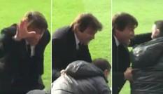 Nổi điên, HLV Conte toan nện cả 'phó tướng' ở Chelsea