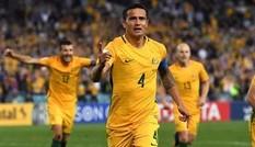 Đánh bại Syria, tuyển Australia giành vé play-off World Cup