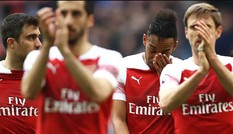 Arsenal lập kỷ lục 'đắng ngắt' tại Premier League