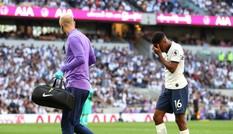 Tottenham tổn thất nghiêm trọng trước đại chiến Arsenal