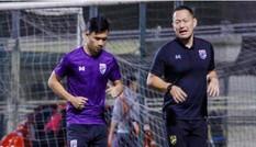Supachok chấn thương, HLV Nishino và U23 Thái Lan bất an