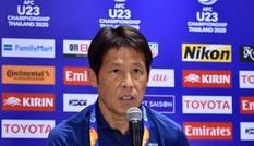 HLV Nishino tự tin cùng U23 Thái Lan giành vé Olympic