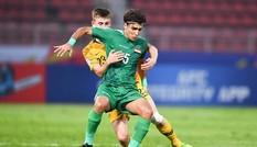 Australia chia điểm với Iraq ở trận mở màn U23 châu Á