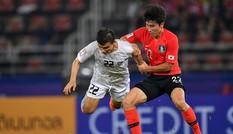 U23 Hàn Quốc và Uzbekistan 'dắt tay' nhau vào tứ kết