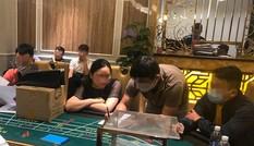 Người nước ngoài thuê biệt thự tổ chức đánh bạc