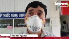 Đoàn y bác sĩ bệnh viện Bạch Mai tự tin vào tâm dịch Đà Nẵng