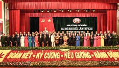 Đà Nẵng phân công, giới thiệu nhiều nhân sự lãnh đạo chủ chốt