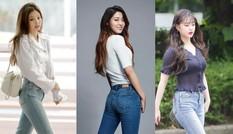 Đâu cần ăn vận cầu kỳ, những mỹ nhân K-Pop này mặc quần jeans vẫn đẹp hút hồn