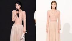 """Seo Ye Ji có thêm khoảnh khắc khoe """"vòng eo siêu thực"""": Nhỏ hơn cả người mẫu của hãng"""
