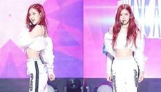 Rosé (BLACKPINK) tiết lộ vòng eo không nhỏ như lời đồn nhưng netizen cho rằng cô nói dối