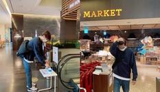 Chờ mãi mới có ngày rảnh để Lee Min Ho đi siêu thị mua đồ và cái kết không ngờ