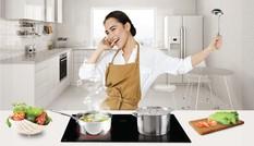Có bộ thiết bị nhà bếp cao cấp Nagakawa trong nhà, ai cũng muốn trở thành đầu bếp xịn xò