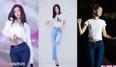 """Không cần diện đồ cầu kỳ lộng lẫy, quần jeans áo trắng mới là """"chân ái"""" của idol K-Pop"""