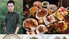"""Học thiết kế nhưng mê nấu ăn, 9X khiến dân mạng xuýt xoa """"không mở nhà hàng thật phí"""""""