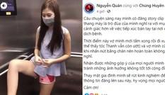 Vợ chồng Huyền Thanh - Jay Quân xin lỗi sau khi bị chỉ trích vì dùng chân bấm thang máy