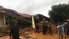 122 người chết, mất tích do mưa lũ ở miền Trung