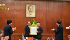 Thủ tướng trao quyết định điều động, bổ nhiệm Thứ trưởng Lê Minh Hoan