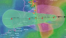 Bắn pháo hiệu đồng loạt, lên kịch bản sơ tán 400.000 dân ứng phó bão số 12