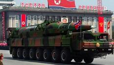 Triều Tiên triển khai tên lửa đạn đạo ở bờ đông