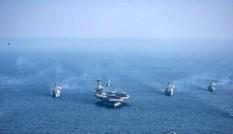 Chiến hạm Mỹ - Hàn tập trận gần Triều Tiên