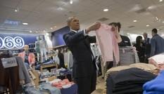 Tổng thống Mỹ mua áo 'made in Vietnam' tặng vợ