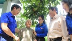 Bí thư T.Ư Đoàn tri ân Mẹ Việt Nam Anh hùng, cựu chiến binh ở Tây Ninh