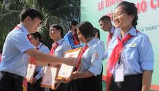 Tuyên dương 209 phụ trách Đội giỏi cụm Đông Nam Bộ năm 2020