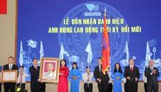 ĐHQG TPHCM đón nhận danh hiệu Anh hùng lao động thời kỳ đổi mới