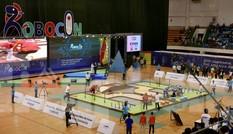 Việt Nam giành hạng Ba cuộc thi Sáng tạo robot châu Á - Thái Bình Dương 2019