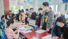 Nhiều trường đại học bắt đầu cho thí sinh nhập học