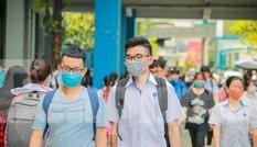 Nhiều trường học ở TPHCM kích hoạt trở lại các biện pháp phòng, chống dịch COVID-19