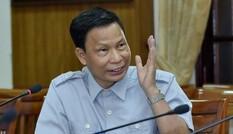 Ông Nguyễn Minh Mẫn bị từ chối tổ chức họp báo lần 2