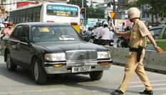 Hạn chế ô tô vào 47 tuyến phố trong thời gian diễn ra APEC tại Hà Nội