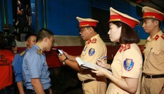 Phát hiện 2 nhân viên gác chắn tàu ở Trường Chinh vi phạm nồng độ cồn