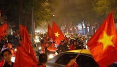 21 tuyến phố bị hạn chế phương tiện để phục vụ trận Việt Nam - Malaysia