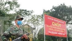 Bộ Quốc phòng cấm trại các đơn vị chiến thuật để chống dịch COVID-19