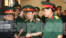 Truy thăng quân hàm Thiếu tướng cho đồng chí Nguyễn Hữu Hùng