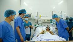 Lần đầu tiên Việt Nam ghép ruột thành công từ người cho sống