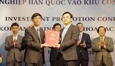 CVI nhận chứng nhận đầu tư vào khu công nghệ cao Hòa Lạc