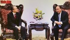 Chủ tịch HĐQT PV GAS tham gia buổi gặp gỡ với Tổng Giám đốc Tokyo Gas